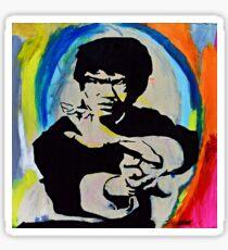 Bruce Lee Sticker