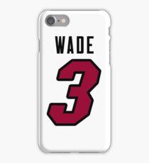 Dwyane Wade Jersey iPhone Case/Skin