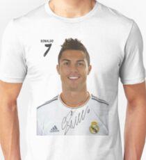 CR7 Cristiano Ronaldo Unisex T-Shirt