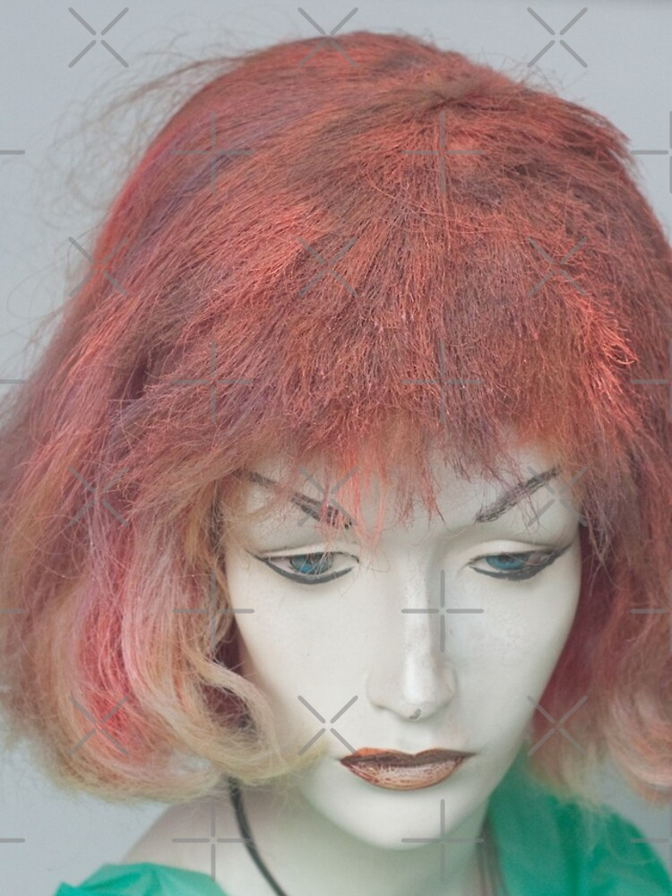 Spray Painted Wig by Bastianelli