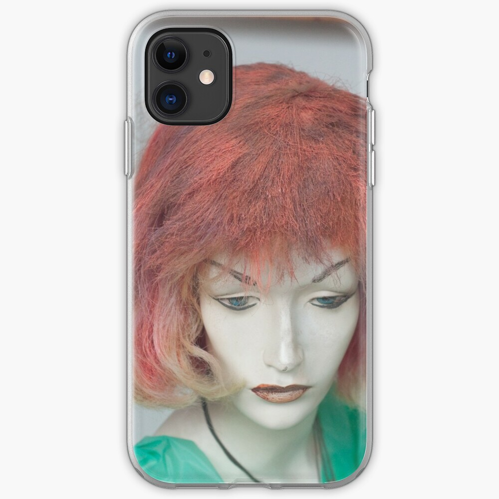 Spray Painted Wig iPhone Case & Cover