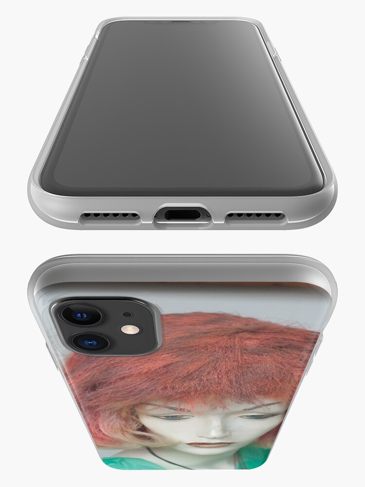 Alternate view of Spray Painted Wig iPhone Case & Cover