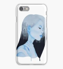 Faraway Thoughts iPhone Case/Skin