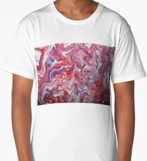 Trippy Art Long T-Shirt