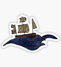Set Sail for Adventure Sticker