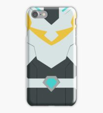 Yellow Paladin iPhone Case/Skin