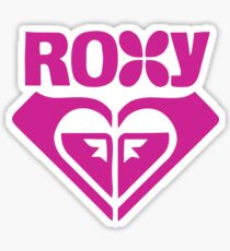 ROXY LOGO Sticker