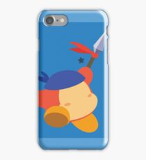 Bandana Dee (Blue) iPhone Case/Skin