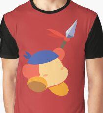 Bandana Dee (Red) Graphic T-Shirt