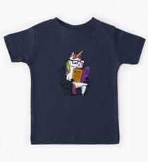 Unicorn Believe in Yourself Magical Fabulous Kids Tee