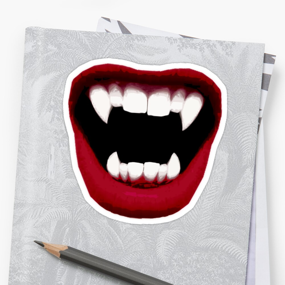 Vampire Smile by bchrisdesigns