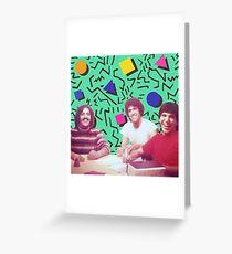 70s Greeting Card