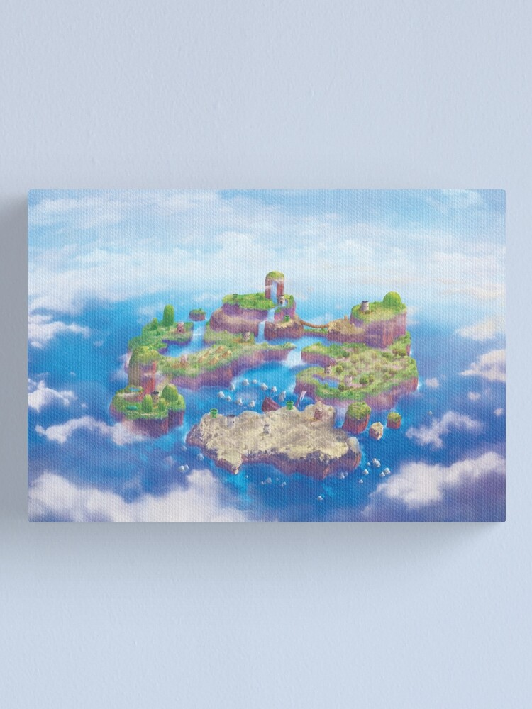 Alternate view of Dinosaur Land  Canvas Print
