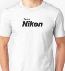 Team Nikon! Slim Fit T-Shirt