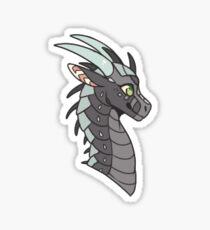 moonwatcher wings of fire  Sticker