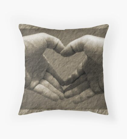 With love... Throw Pillow