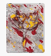 Beauty and the storm iPad Case/Skin