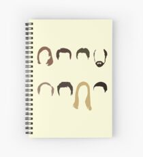 The West Wing Spiral Notebook
