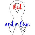 Red White and a Cure by Nisa Katz