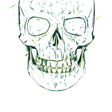 The Skull by LeNew