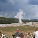 Old Faithful About To Blow by jdworldly