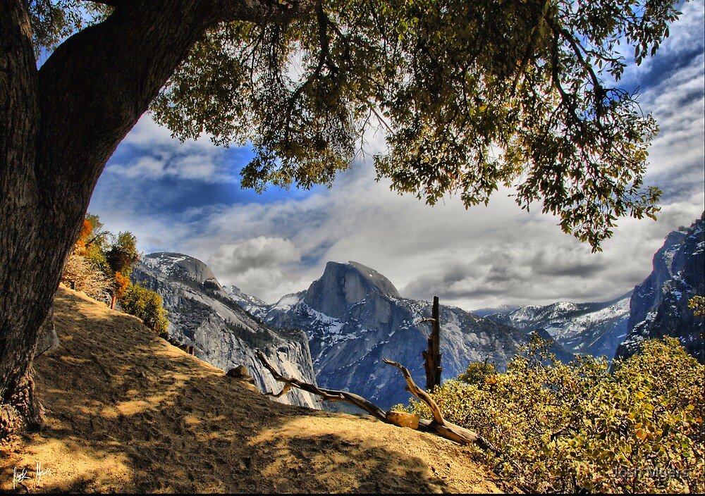 Half Dome by Josh Myers