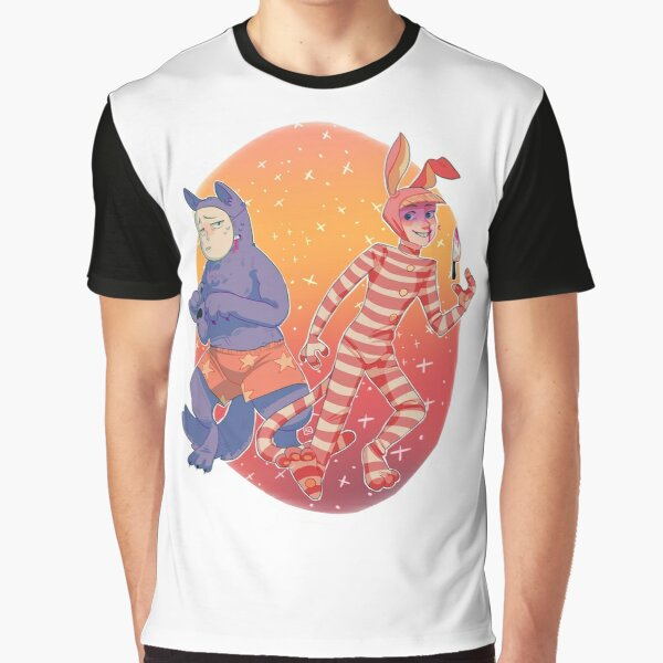 Popee the Performer Graphic T-Shirt