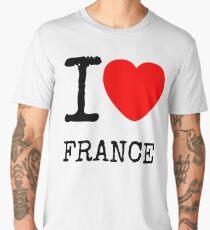 I LOVE FRANCE Men's Premium T-Shirt