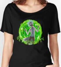 Get Interdimensionally Schwifty Women's Relaxed Fit T-Shirt