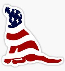 Patriot Lab Sticker