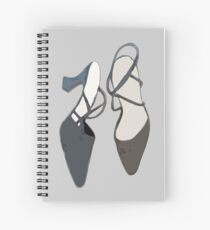 SHOES!   Spiral Notebook