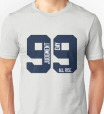 Aaron Judge 99 Judgment Day T-Shirt