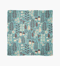 Blue Forest Scarf