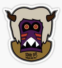 The Ghost of Geronimo - Sticker Sticker
