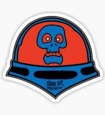 The Space Kook - Sticker Sticker