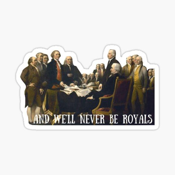 Royals Sticker