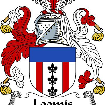 Lomas or Loomis by HaroldHeraldry