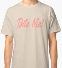 BITE ME! Barbie Classic T-Shirt