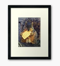 JOIN ME Framed Print