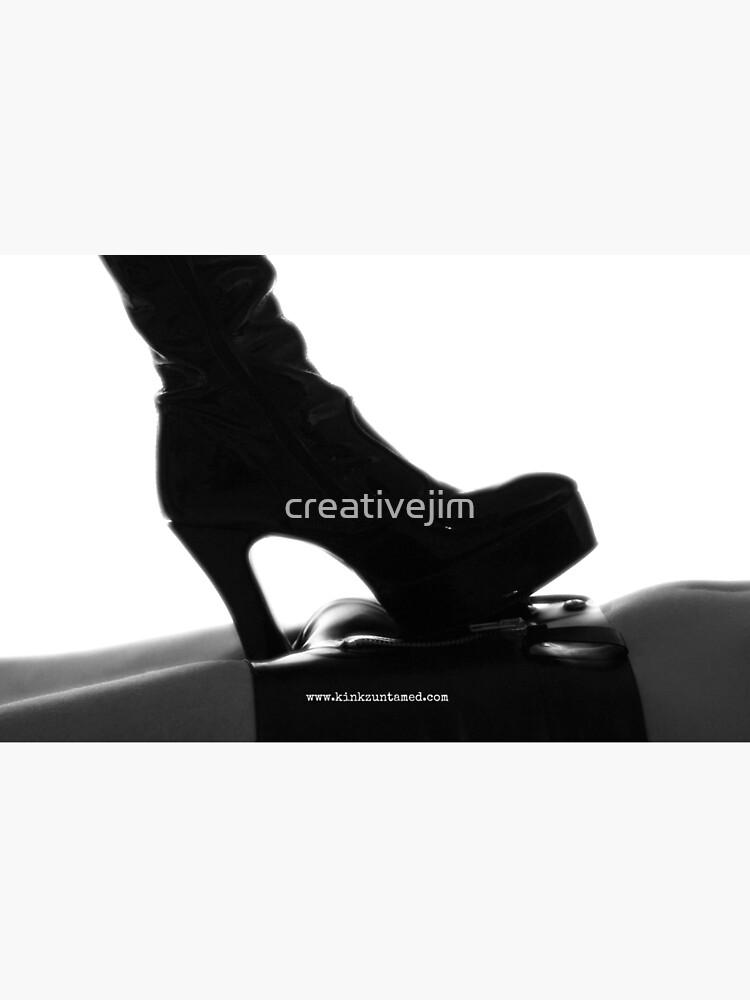 Heel, Boy by creativejim