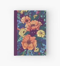 Wild Flowers Hardcover Journal