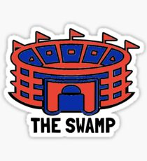 Florida Swamp Sticker