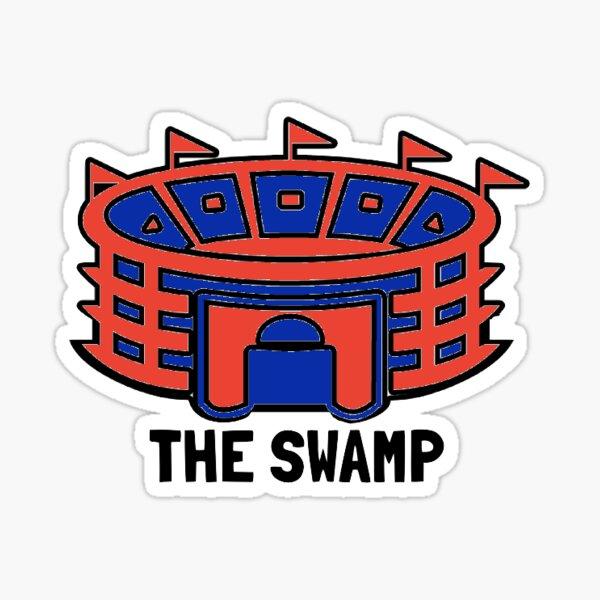 Florida Swamp Sticker