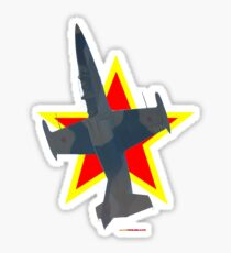 Red Star Aero Albatross VH-LCJ Design Sticker