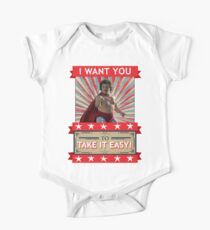 Nacho Libre - I Want You To Take It Easy One Piece - Short Sleeve