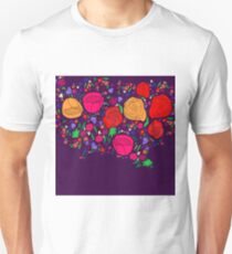 Mexican Flowers Unisex T-Shirt