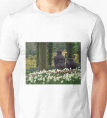 3 Urns ( Landscape ) Unisex T-Shirt
