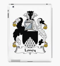 Loney  iPad Case/Skin
