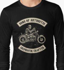 son of arthritis ibuprofen chapter 2 Long Sleeve T-Shirt
