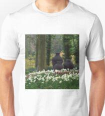 3 Urns ( Square ) Unisex T-Shirt
